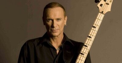 10 Questions with Billy Sheehan.
