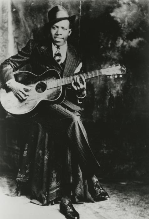 Robert Johnson-Deal with the Devil?