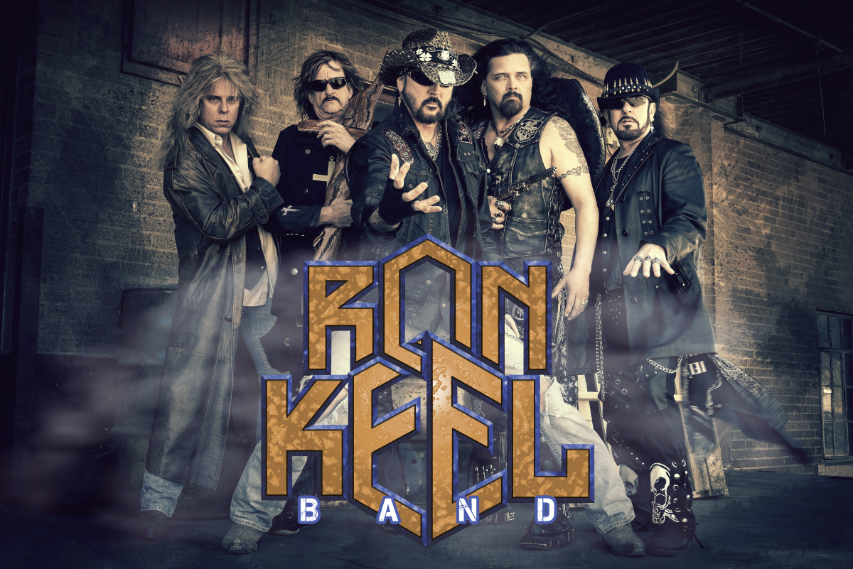 10 ? with Ron Keel.