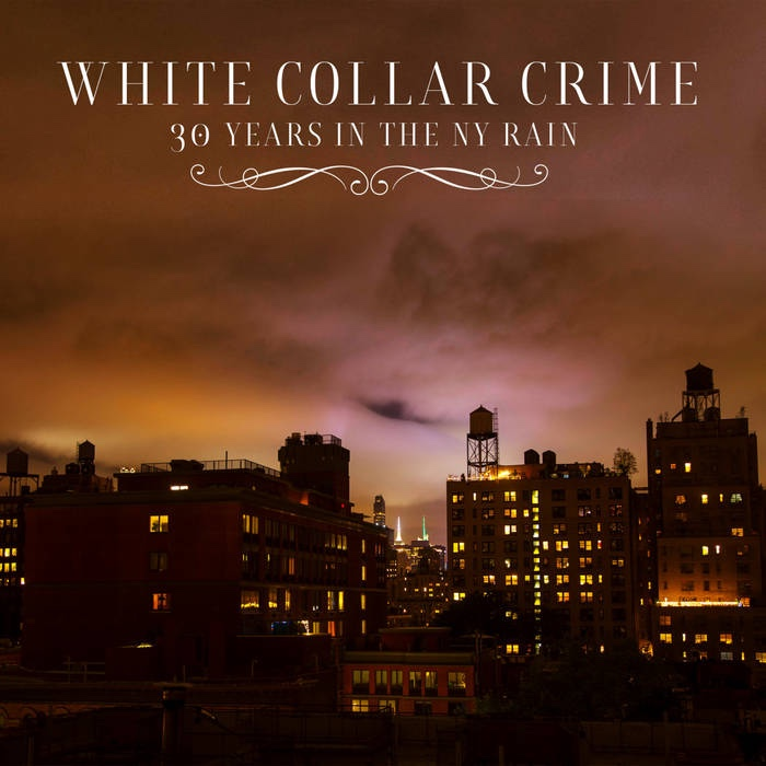 Getting away with 30 years of White Collar Crime.