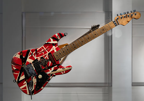 Eddie Van Halen. The end of an era.